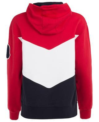 Sweatshirt mit Fischgrätendetail MONCLER Sweatshirt mit Fischgrätendetail  MONCLER 94eea912ea4
