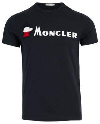 T-shirt orné du logo rétro MONCLER