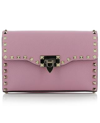 Rockstud small leather cross body bag VALENTINO