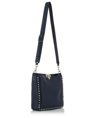 Hobo Small Stampa Alce leather bag VALENTINO