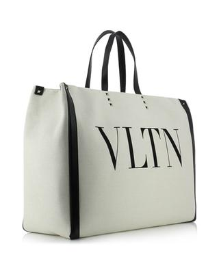 VLTN large canvas tote bag VALENTINO