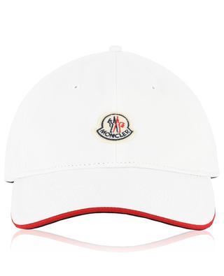 Baseballkappe mit Logo-Patch MONCLER