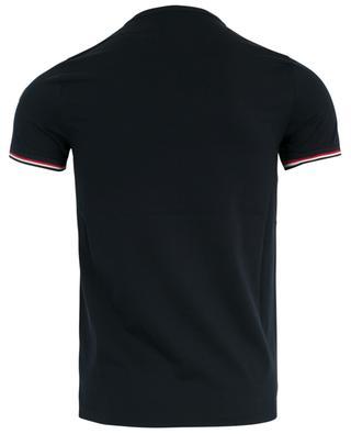 Tri-colour short-sleeved T-shirt MONCLER