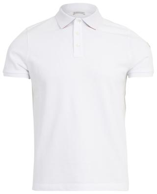 Short sleeve polo shirt MONCLER