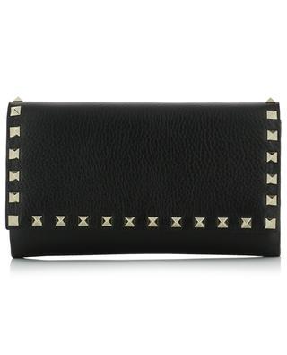 Brieftasche mit Kette Rockstud Chain Wallet VALENTINO