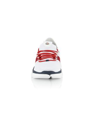 The Bubble tricolour knit sneakers MONCLER