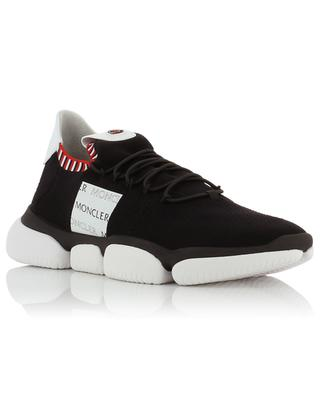 The Bubble logo print sock sneakers MONCLER