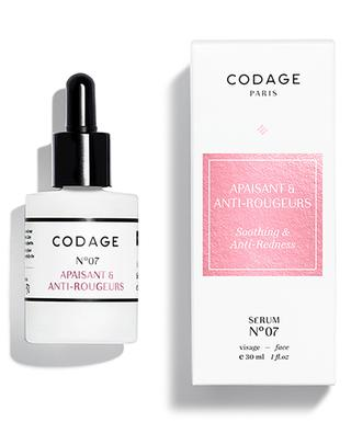 Serum N°07 Soothing & Anti-redness CODAGE