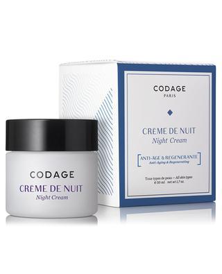 Night Cream CODAGE