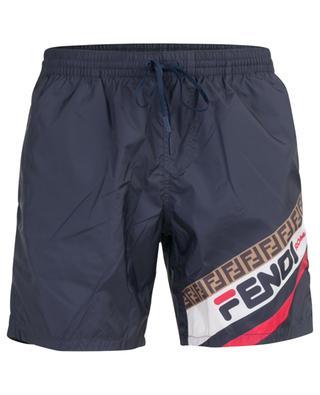 Fendi Mania bathing shorts FENDI