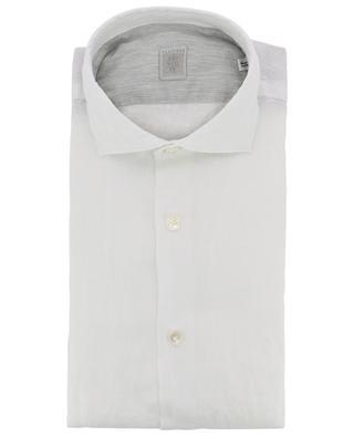 Platinum Collection linen shirt ELEVENTY