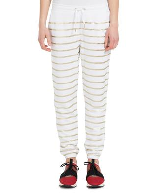 Cotton blend trousers ZOE KARSSEN
