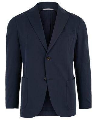 Soft Jacket cotton and cashmere blazer ELEVENTY