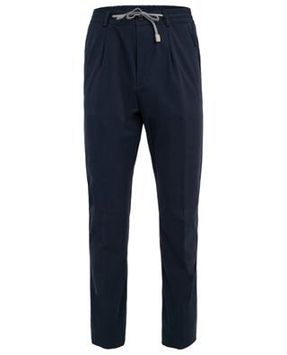Pantalon chino avec cordon de serrage ELEVENTY
