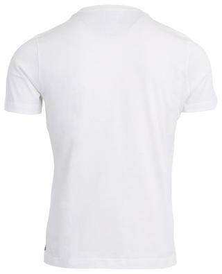V-neck cotton T-shirt ELEVENTY