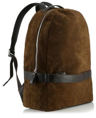Rucksack aus Wildleder ELEVENTY