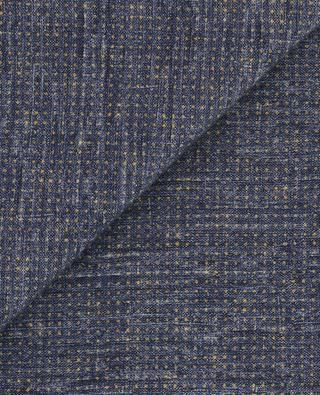 Reversible polka dot pocket square ELEVENTY
