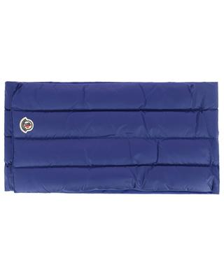 Down jacket spirit quilted scarf MONCLER