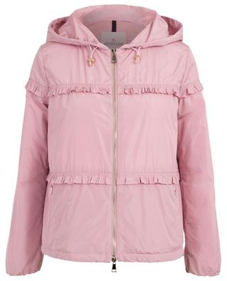 Prague light-weight hooded quilted jacket MONCLER