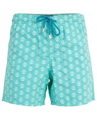 Moorea anchor printed swim shorts VILEBREQUIN