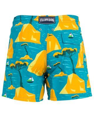 Moorea printed swim shorts VILEBREQUIN
