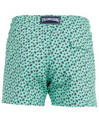 Moorise tortoise printed swim shorts VILEBREQUIN