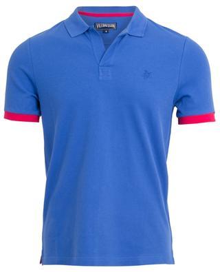 Poloshirt aus Baumwoll-Piqué VILEBREQUIN