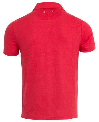 Linen polo shirt VILEBREQUIN