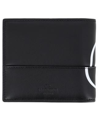 Kleine Brieftasche aus Glattleder VLOGO VALENTINO