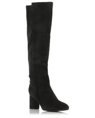 Eloise 75 suede boots STUART WEITZMAN