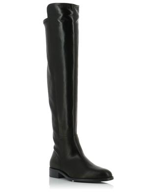 Julia leather boots STUART WEITZMAN