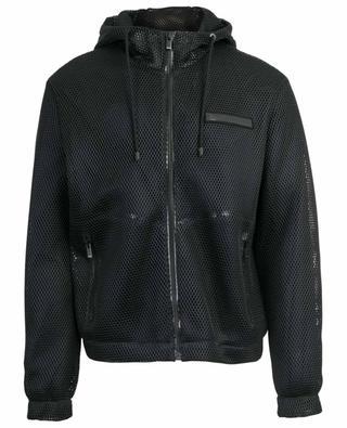 Bag Bugs hooded net jacket FENDI