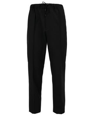 FF lightweight wool trousers FENDI
