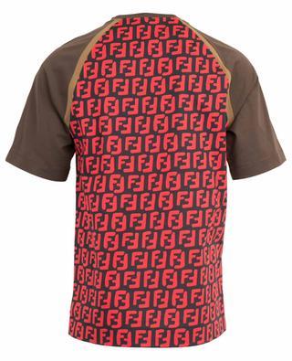 Art FF raglan sleeve T-shirt FENDI