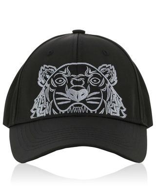 Tiger embroidered nylon baseball cap KENZO