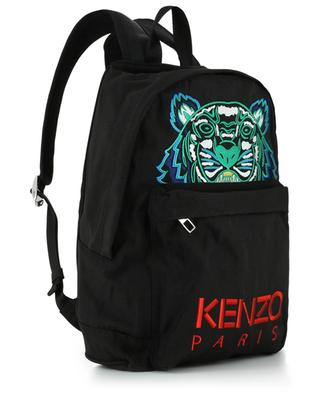 Tiger fabric backpack KENZO