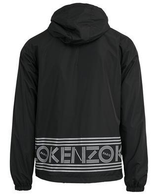 Medaillons reversible water-repellent windbreaker jacket KENZO