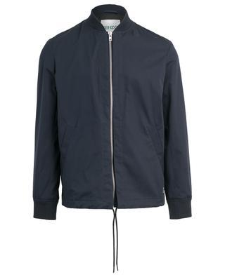 Cotton twill layered jacket KENZO