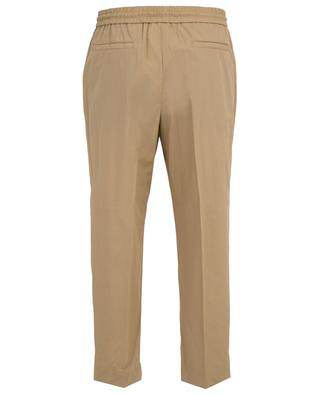 Cropped cotton trousers KENZO