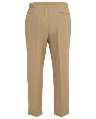 Pantalon raccourci en coton KENZO
