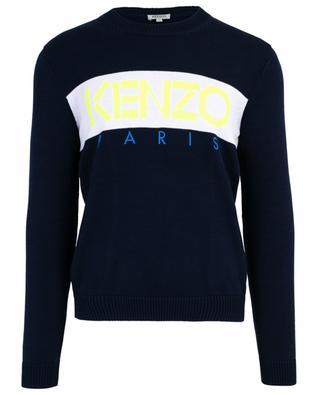 Pull en coton Kenzo Paris KENZO ... 0b2f92253dd