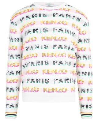 All Over Kenzo jacquard jumper KENZO