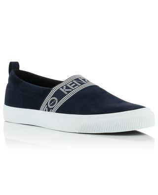 Slip-on sneakers aus Wildleder Kapri KENZO
