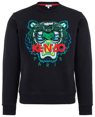 Sweat-shirt brodé Tiger Classic KENZO