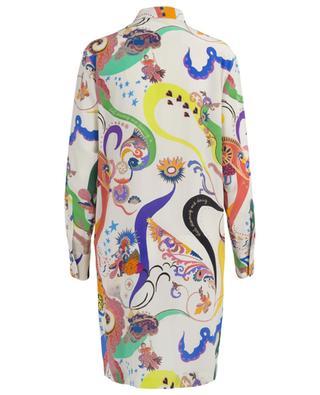 Kleid aus Seide mit Print ETRO