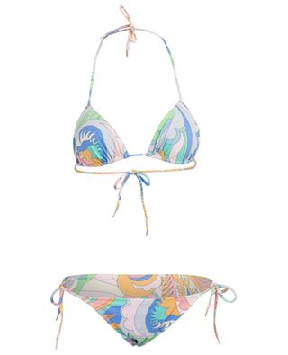 Printed two-piece bathing suit EMILIO PUCCI