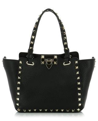 Rockstud Mini grained leather tote bag VALENTINO