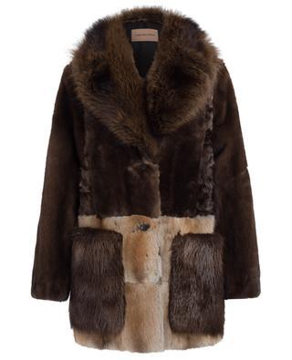 Manteau de fourrure YVES SALOMON