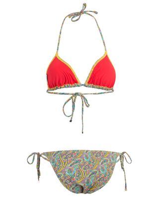 Paisley two-piece bathing suit ETRO