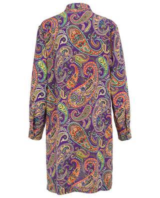 Robe chemise imprimée paisley ETRO